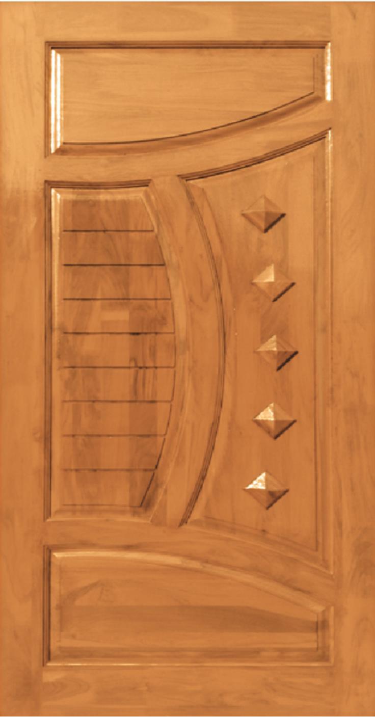 Door furniture design Bedroom Jj149 Red Door Interiors Teak Wood Pyramid Design Jj Doors