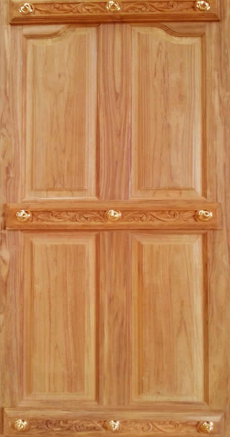 Teak Main Traditional Design Jj Doors